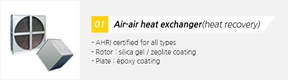 heat exchanger ventilation | Servan